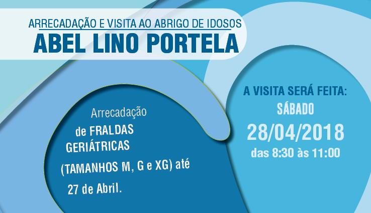 Campus Serra realiza campanha de arrecadação de fraldas para o Abrigo de Idosos Abel Lino Portela