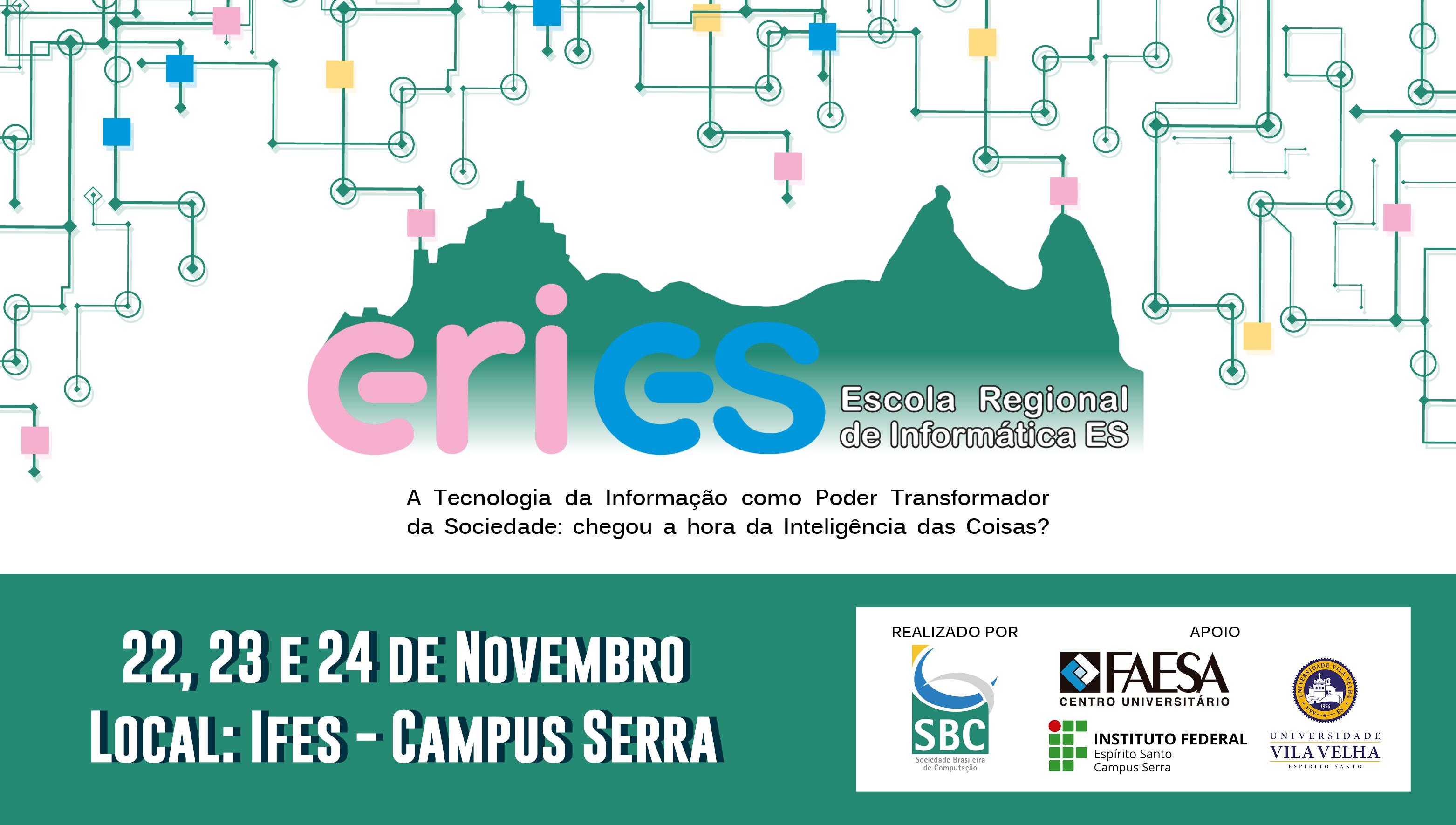 Fórum Acadêmico Regional de Informática acontece no Campus Serra