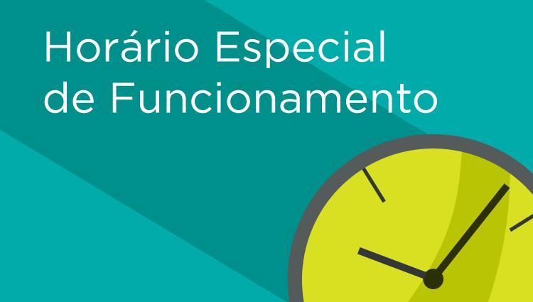 Campus Serra adere à jornada especial de trabalho no período de 07 de janeiro a 1º de fevereiro de 2019