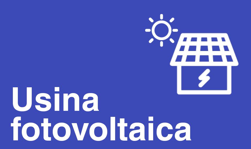 Usina de minigeração de energia solar fotovoltaica